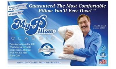 mypillow website