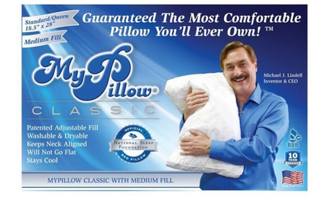 my pillow