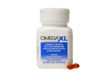 Omega xl review is it better than other fish oils for Fish oil testosterone