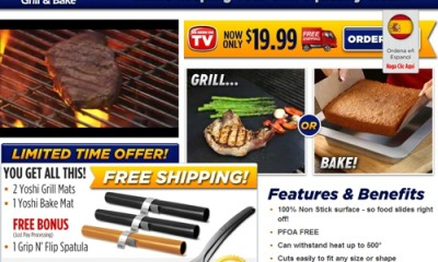 yoshi grill and bake review
