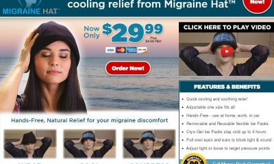 migraine hat review
